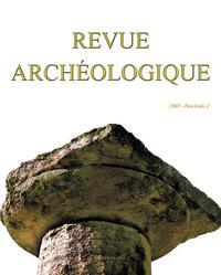 IAD - REVUE ARCHEOLOGIQUE N 2 2007