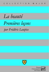 IAD - LA BEAUTE - PREMIERES LECONS