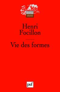 VIE DES FORMES (9 ED)