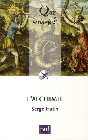 L'ALCHIMIE (12ED) QSJ 506