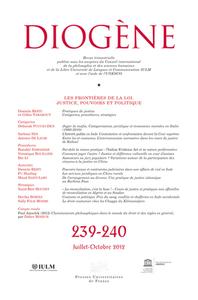 IAD - DIOGENE 2012 N0 239-240