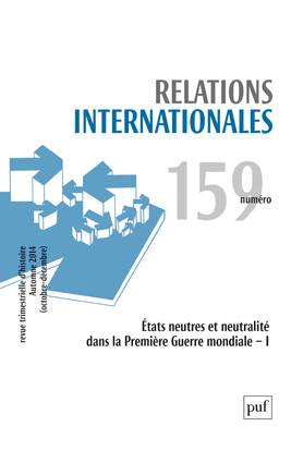 IAD - RELATIONS INTERNATIONALES 2014 N 159