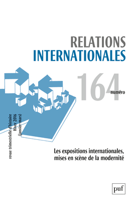 RELATIONS INTERNATIONALES 2015 N 164