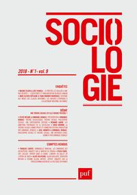 SOCIOLOGIE 2018 - N  1