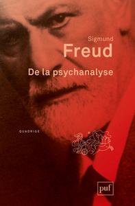 DE LA PSYCHANALYSE