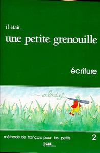 GRENOUILLE 2 ECRITURE