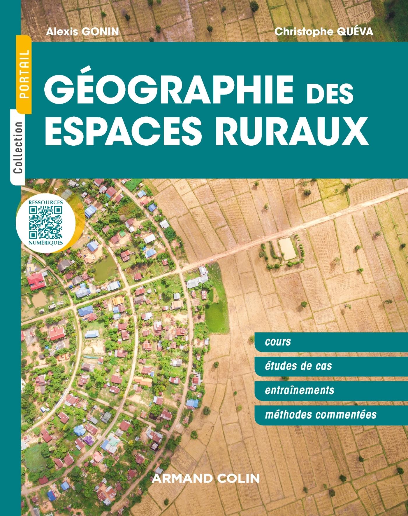GEOGRAPHIE DES ESPACES RURAUX