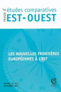 REVUE D'ETUDES COMPARATIVES EST-OUEST 3/2005