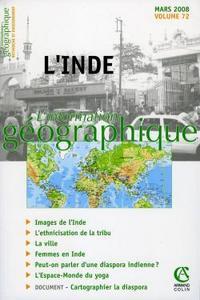 L'INFORMATION GEOGRAPHIQUE 1/2008