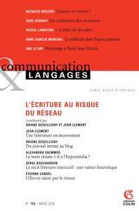 COMMUNICATION & LANGAGES N  155 (1/2008)