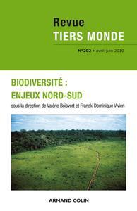 REVUE TIERS MONDE N  202 (2/2010) BIODIVERSITE : ENJEUX NORD-SUD
