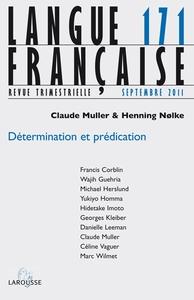 LANGUE FRANCAISE N  171 (3/2011)