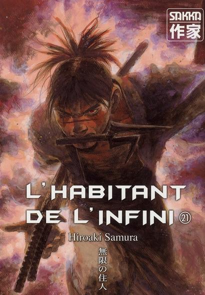 HABITANT DE L'INFINI T21