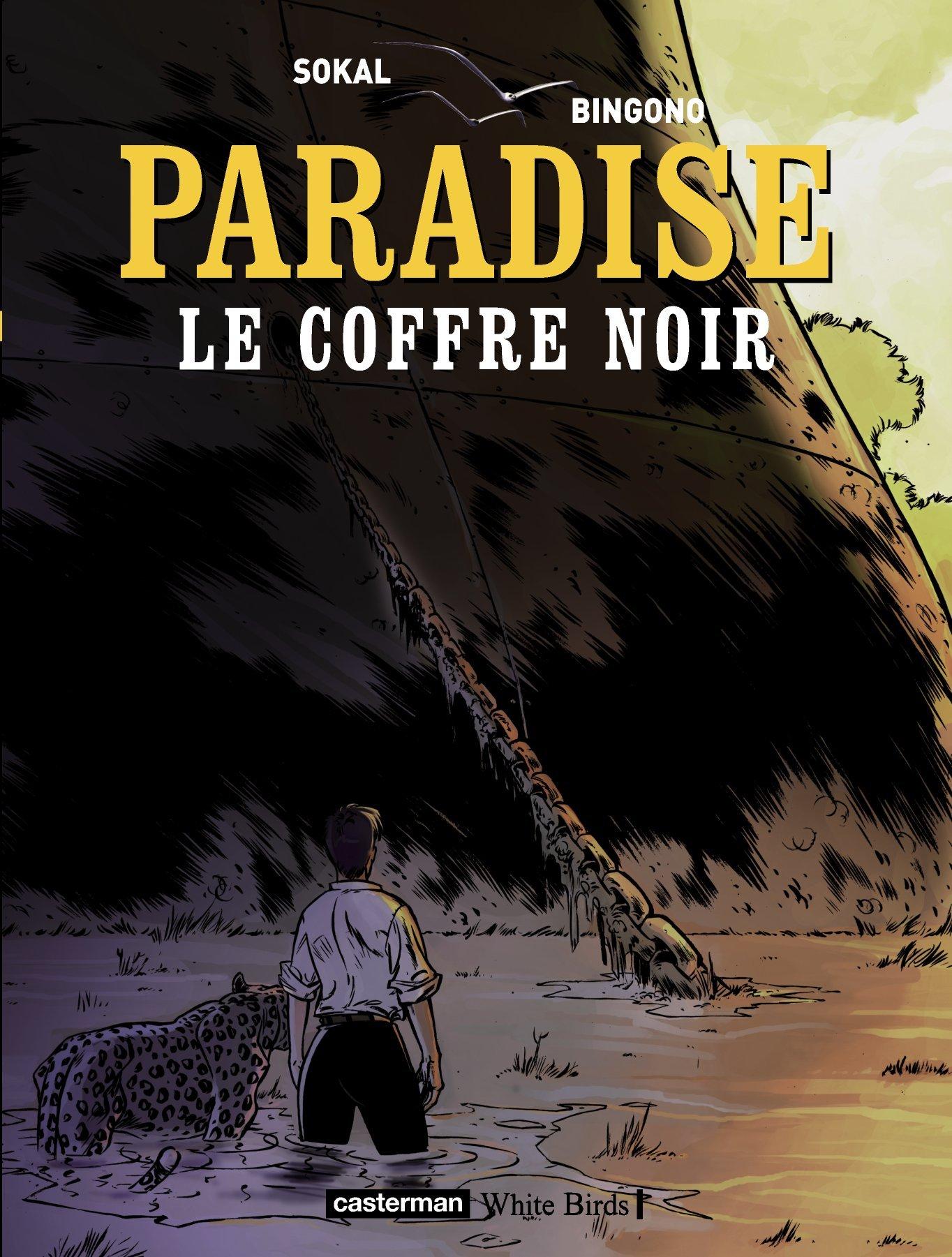 PARADISE - T04 - LE COFFRE NOIR