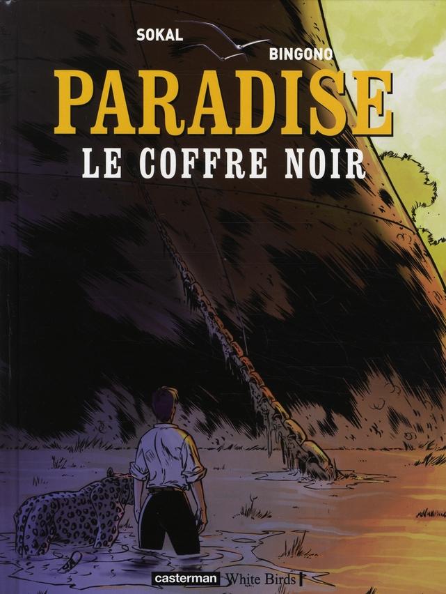 PARADISE T4  LE COFFRE NOIR