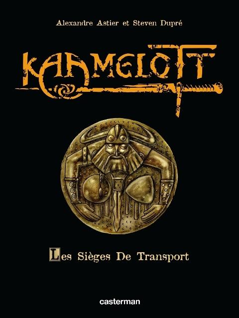 KAAMELOTT T2 LUXE LES SIEGES DE TRANSPORT