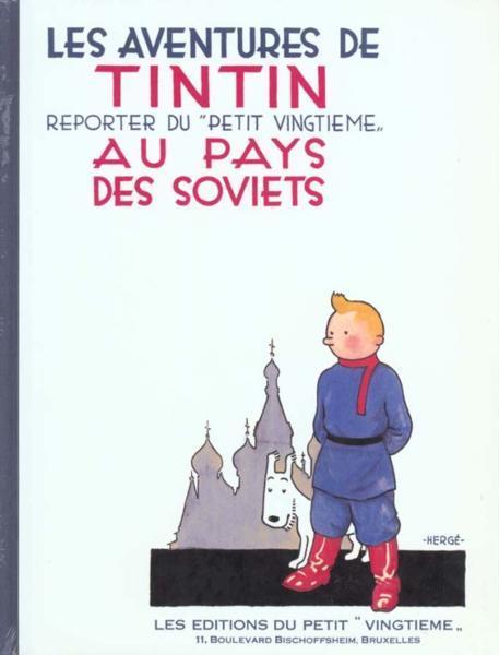 TINTIN - T01 - TINTIN AU PAYS DES SOVIETS