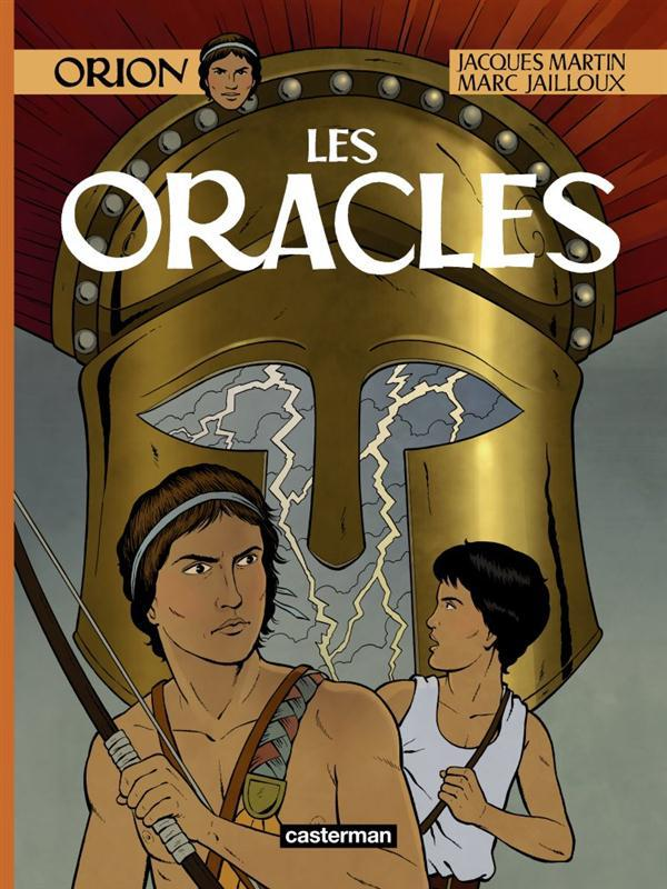 ORION T4 LES ORACLES