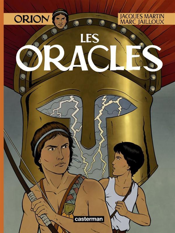 ORION - T4 - LES ORACLES