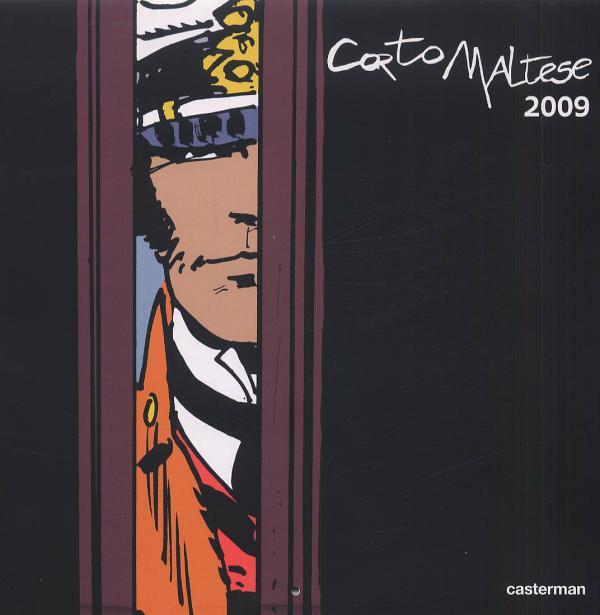 CALENDRIER CORTO MALTESE - PRATT 2009