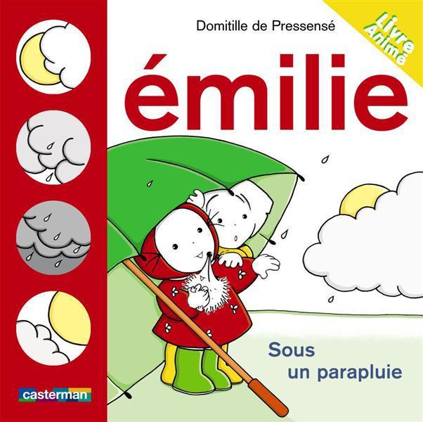 EMILIE FLIP-FLAP T2 SOUS UN PARAPLUIE