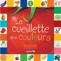 IMAGIER T3 LA CUEILLETTE DES COULEURS