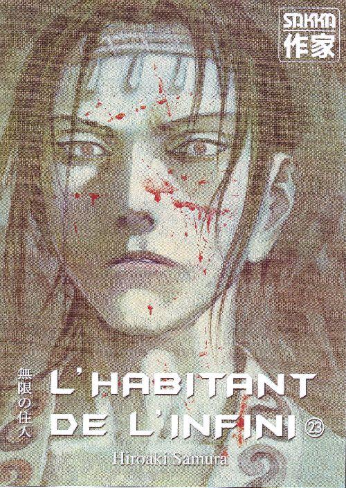HABITANT DE L'INFINI T23