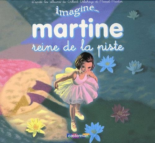 IMAGINE MARTINE T3 REINE DE LA PISTE