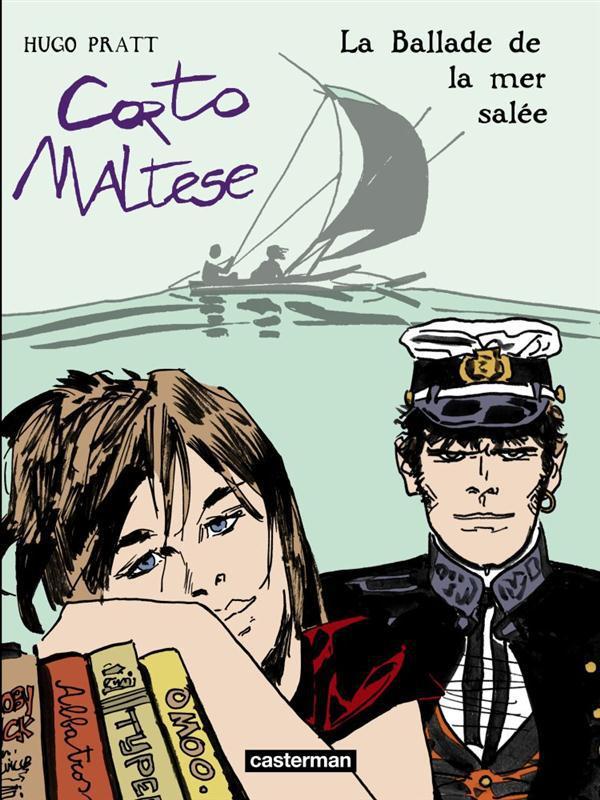 CORTO MALTESE T2 LA BALLADE DE LA MER SALEE (NE 11)