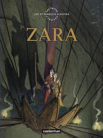 ZARA - LES TERRES CREUSES - T2