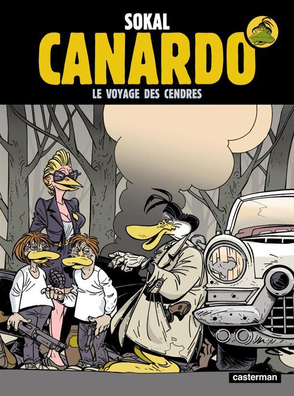 CANARDO T19 LE VOYAGE DES CENDRES
