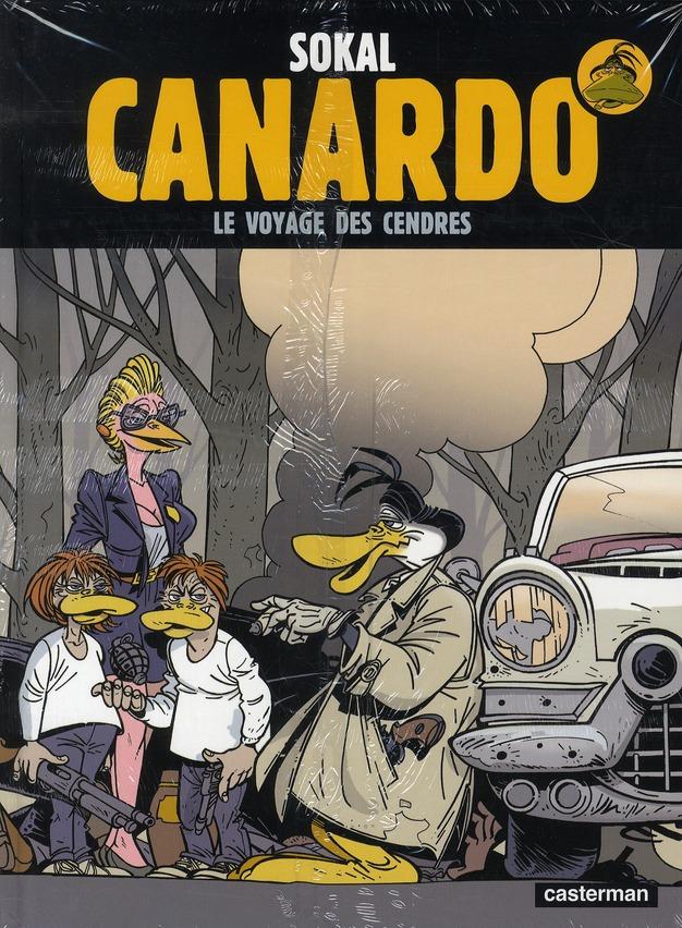 PACK CANARDO T.19 + T.1 GRATUIT  05/2010