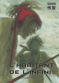 HABITANT DE L'INFINI T25