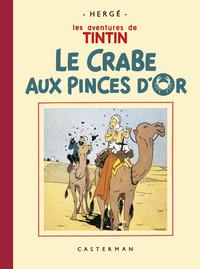 TINTIN - T09 - LE CRABE AUX PINCES D'OR