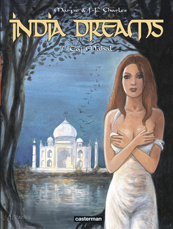 TAJ MAHAL - INDIA DREAMS - T7