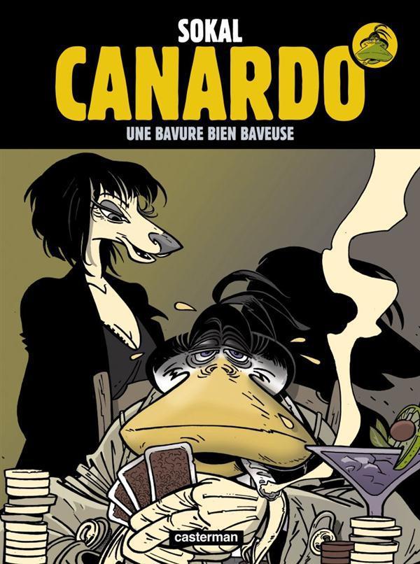 CANARDO T20 UNE BAVURE BIEN BAVEUSE