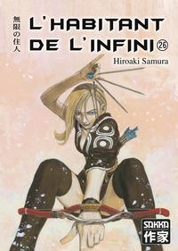 HABITANT DE L'INFINI T26