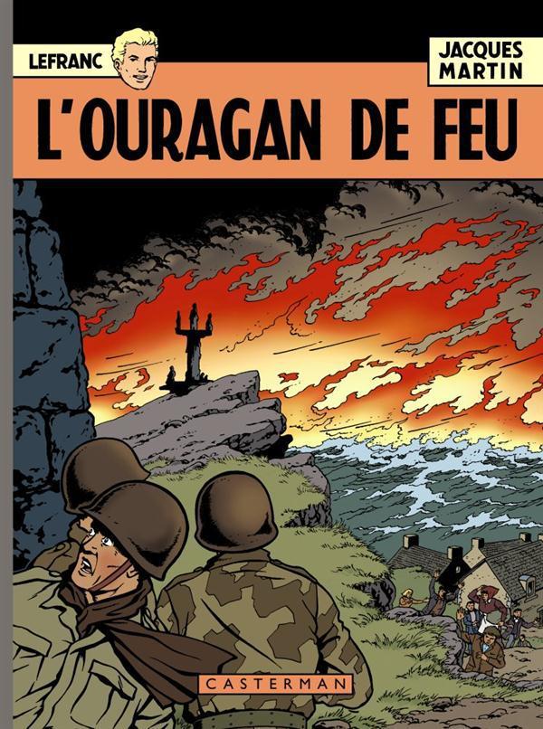 L' OURAGAN DE FEU
