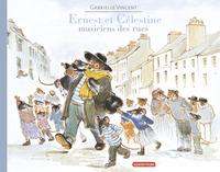 ERNEST & CELESTINE MUSICIENS DES RUES (SOUPLE)