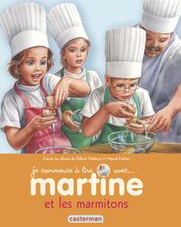 MARTINE ET LES MARMITONS - JE COMMENCE A LIRE AVEC MARTINE - T34