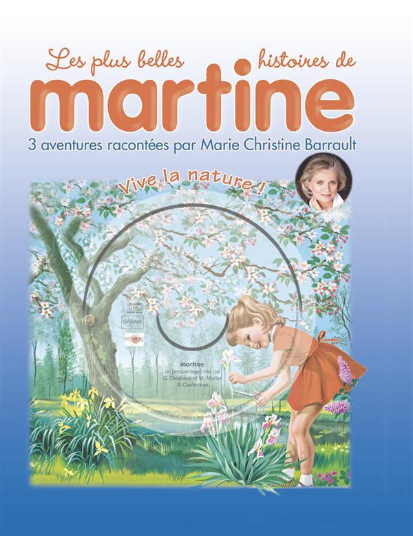 MARTINE CD T19 - VIVE LA NATURE