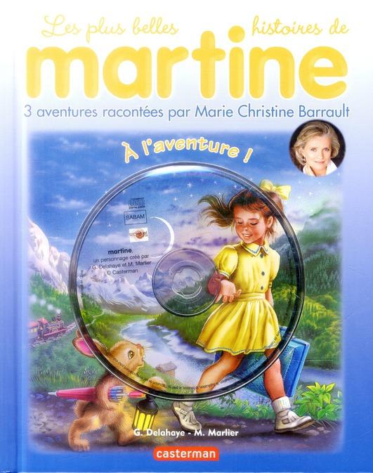 MARTINE CD T20 - A L'AVENTURE