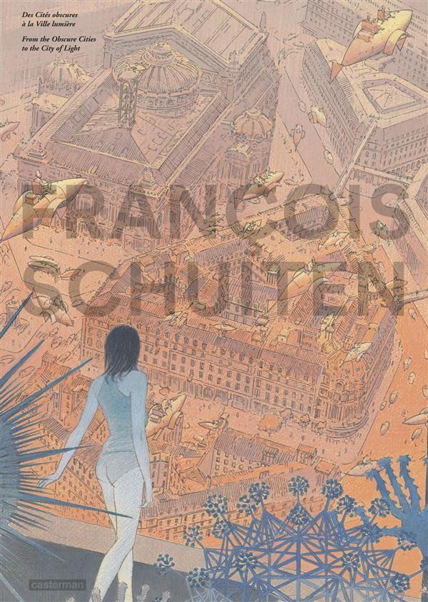IMAGES DE FRANCOIS SCHUITEN