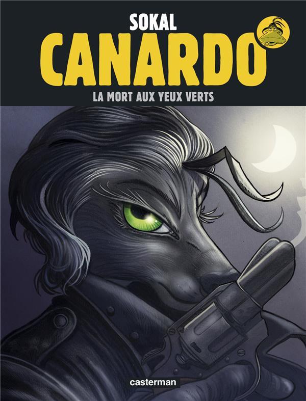 CANARDO T24 LA MORT AUX YEUX VERTS