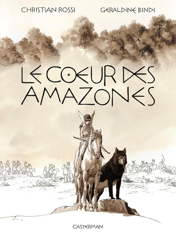 LE COEUR DES AMAZONES