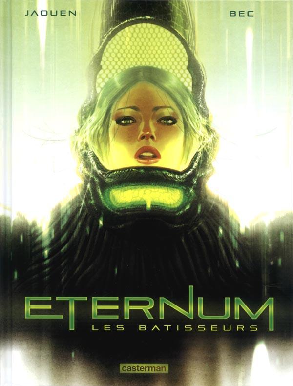 ETERNUM - T02 - LES BATISSEURS