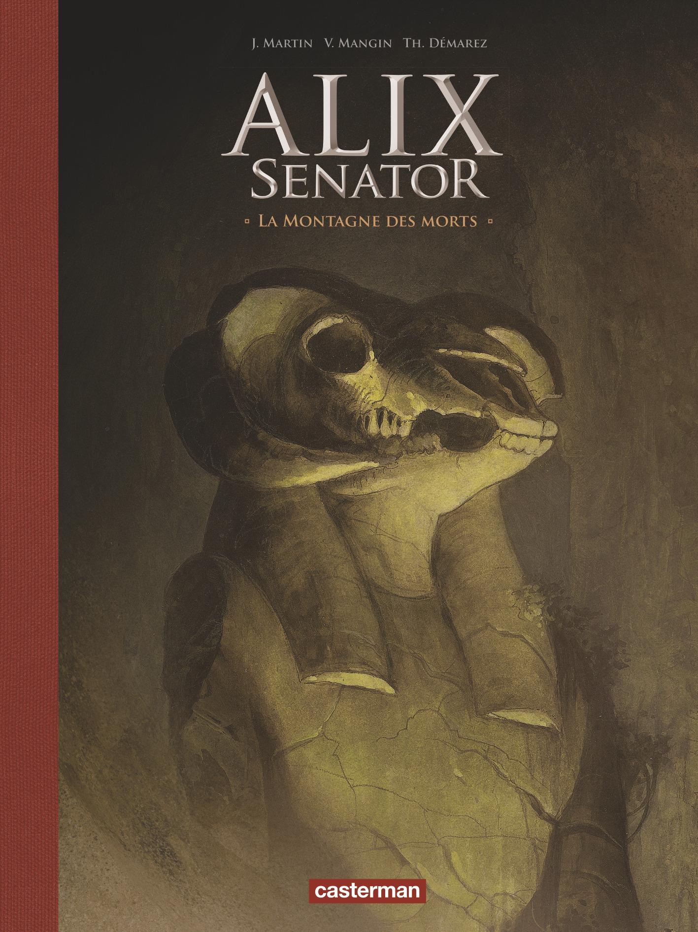 ALIX SENATOR T6 (DELUXE) - LA MONTAGNE DES MORTS