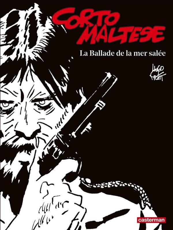 EDITION NOIR ET BLANC - LA BALLADE DE LA MER SALEE