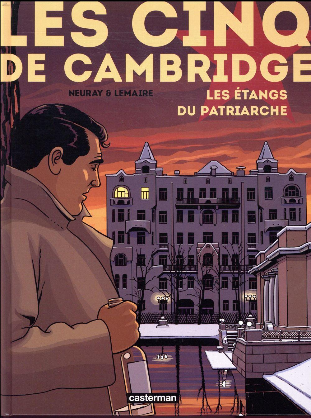 LES CINQ DE CAMBRIDGE