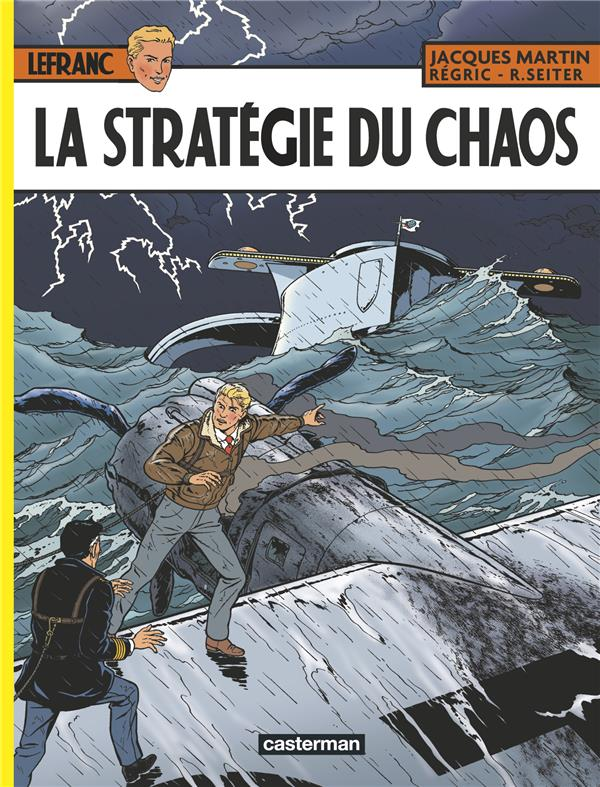 LA STRATEGIE DU CHAOS